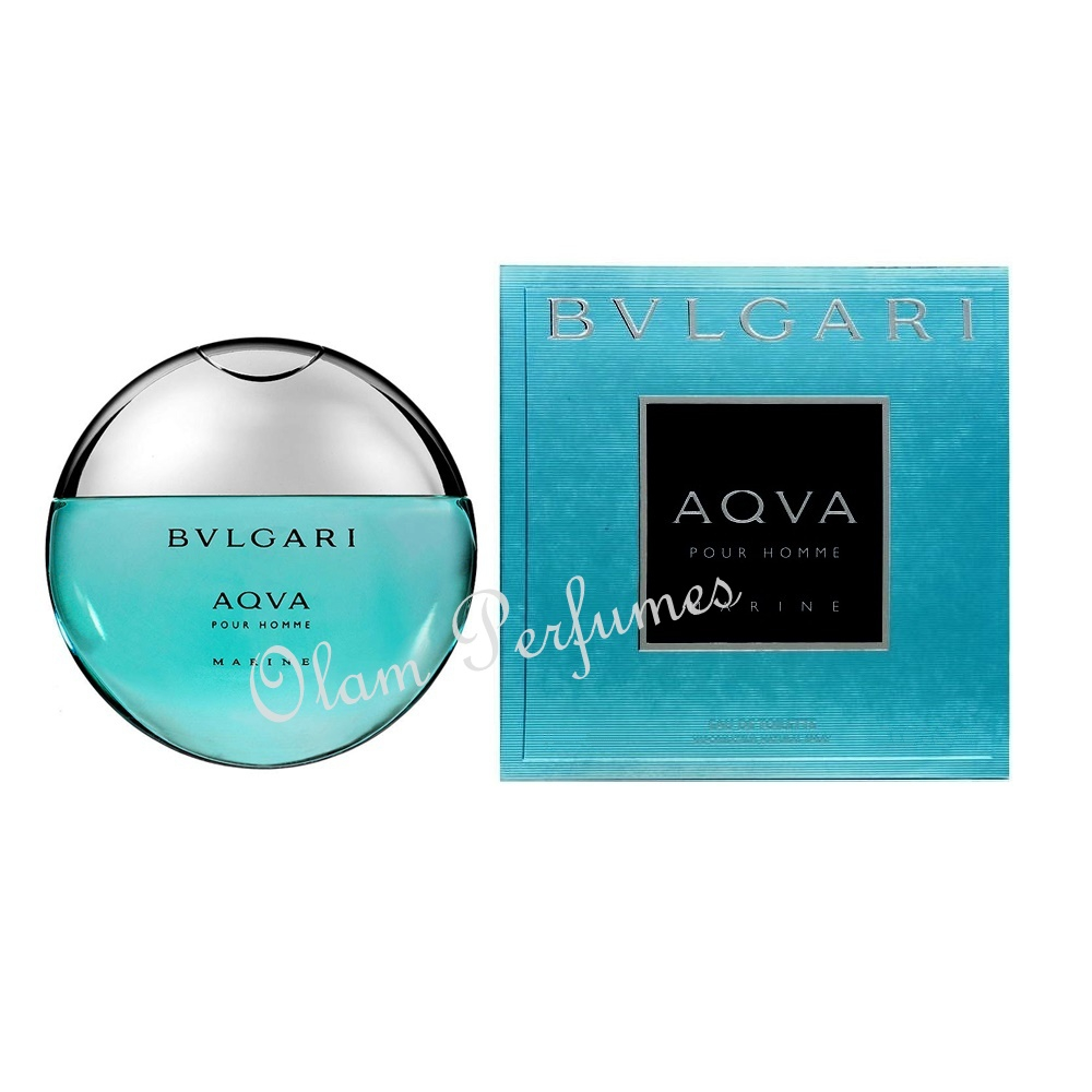 Bvlgari Aqva Marine Eau de Toilette Spray 5.0oz 150ml